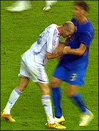 Zidane madnes