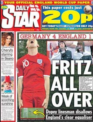 The 20p Star - Fritz All Over