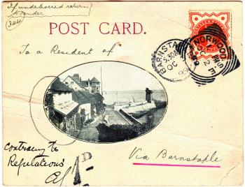 Postcard from W. Reginald Bray