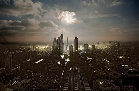 City of London - Glare Mile