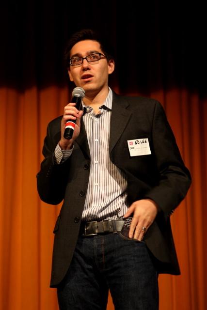 Ed Lee - Social Media Speaker, Presenter and Commentator