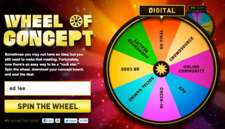 Tribal DDB Wheel of Concept