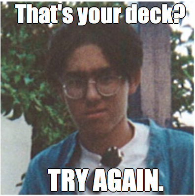 deck review